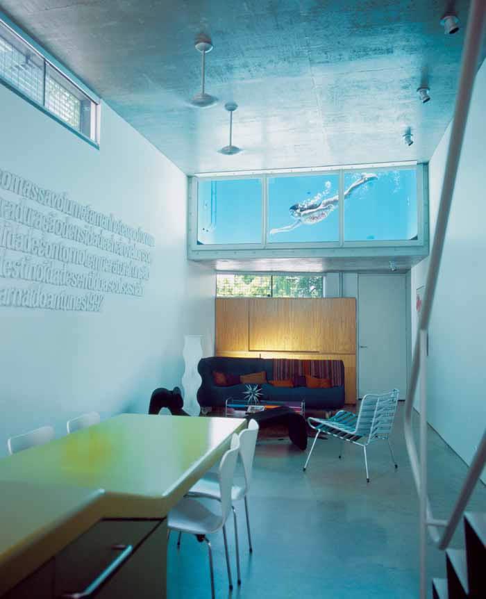 Slice House in Porto Alegre by Procter-Rihl Architects 014